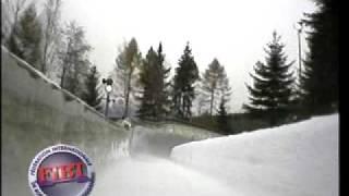 Igls Austria  city images : Igls Bobsleigh Track, Austria