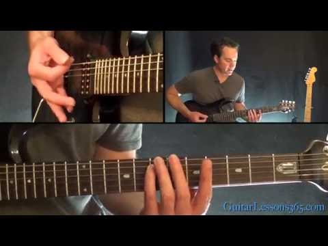 Sex Type Thing Guitar Lesson - Stone Temple Pilots