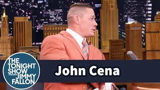 John Cena Has a Trick to Remember WrestleMania's Return