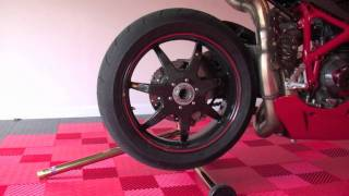 9. 2008 Ducati 1098S