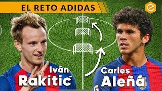 Video RETO PUNTERÍA con jugadores del FC BARCELONA MP3, 3GP, MP4, WEBM, AVI, FLV Agustus 2018