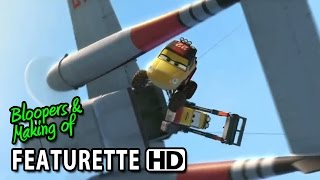 Planes: Fire&Rescue (2014) Featurette - Heroes