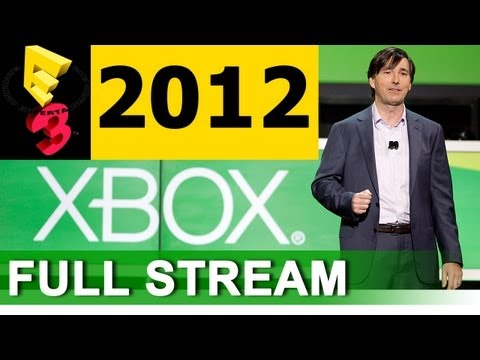 xbox 360 e3 2012 - E3 2012: All gameplays, trailer, shows in this official Xbox 360 Live-Stream with Halo 4, Splinter Cell Blacklist, Tomb Raider, Resident Evil 6, Wreckateer, ...