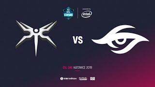Mineski vs Team Secret, ESL One Katowice 2019, bo2, game 2, [Mortalles]