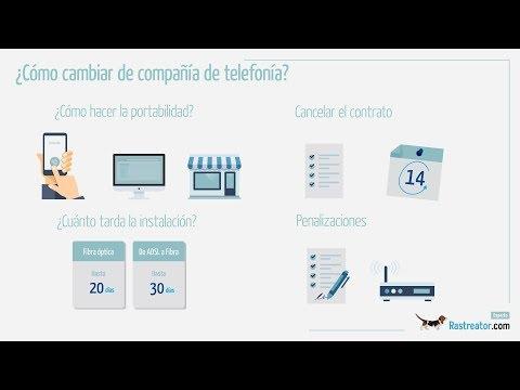 Cómo cambiar de compañía de Telefonía e Internet - Experto en Telefonía  - Rastreator.com™