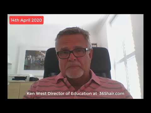 Ken West, Director of 3∙6∙5 Salon Education talks battle plans