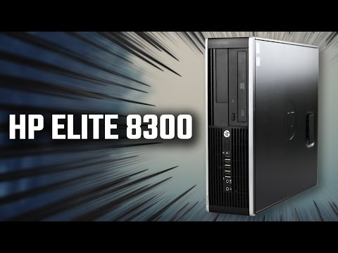 HP Elite 8300 (Off-Lease) - Hands On