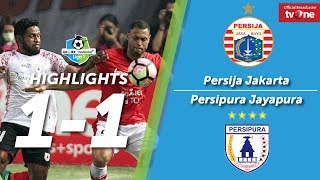 Video Persija Jakarta vs Persipura Jayapura: 1-1 All Goals & Highlights MP3, 3GP, MP4, WEBM, AVI, FLV Desember 2018