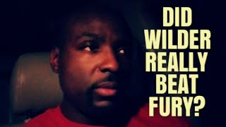 DEONTAY WILDER VS TYSON FURY MY POST FIGHT THOUGHTS