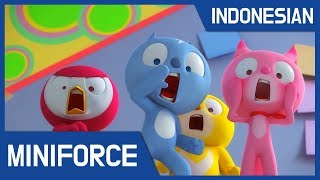 Video [Indonesian dub.] MiniForce S1 EP 13~15 MP3, 3GP, MP4, WEBM, AVI, FLV September 2018