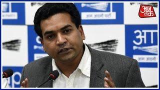 Kapil Mishra Sacked Delhi Cabinet, To Reveal 'Big Names' Involved In Water Tanker scamS