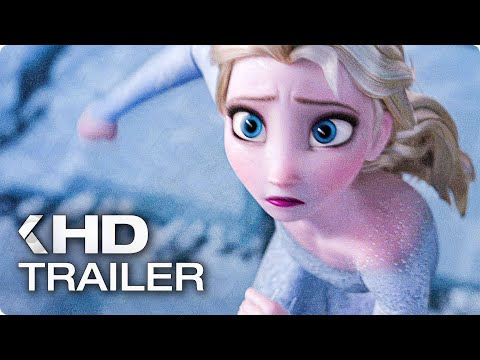 FROZEN 2 Trailer 2 (2019)