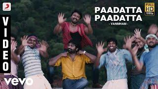 Vanmham - Paadatta Paadatta Video   Vijay Sethupathi, Kreshna   Thaman