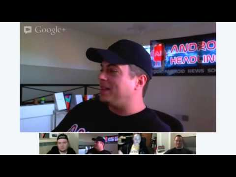 AH Show #13 HTC Tablets, Sprint Deal ,Sony Nexus Fake, LG Nexus G iPhone 3GS and More!