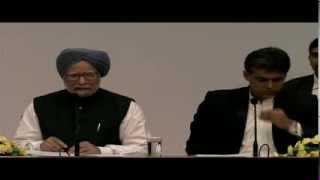 Prime Minister Dr. Manmohan Singh's Press Conference - 3rd January 2014