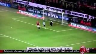 Video Milan-Juventus 1-1 gol annullato a Muntari Mauro Suma MP3, 3GP, MP4, WEBM, AVI, FLV Desember 2018