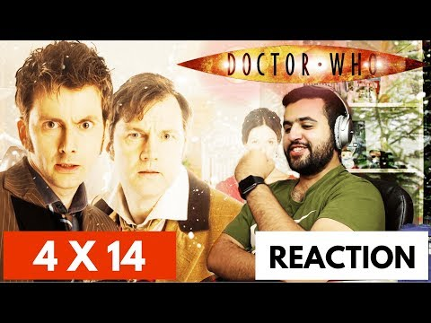 Doctor Who 4x14 Reaction | The Next Doctor | Christmas Special
