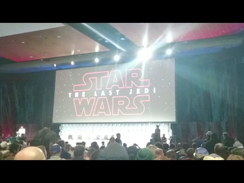 Live From The Last Jedi Reveal! - Thời lượng: 25:05.