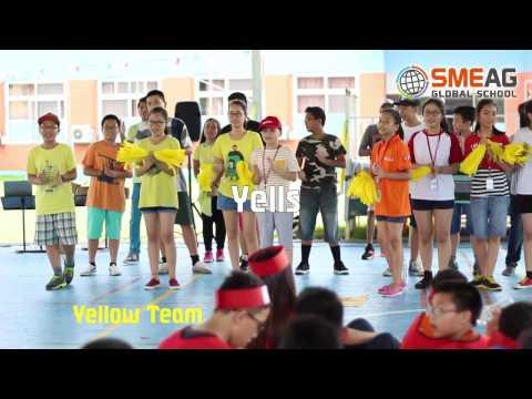 SMEAG 英文青少年營隊-競賽日