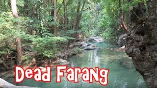 Kanchanaburi Thailand  City new picture : The Famous Erawan Waterfalls in Kanchanaburi Thailand. Erawan National Park