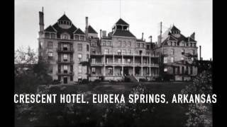 Eureka Springs (AR) United States  city photos : Ghost Hunting, Crescent Hotel, Eureka Springs, AR