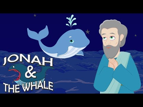 Jonah and the Whale   Stories of God I Animated Children's Bible Stories   Bedtime Stories   4K UHD