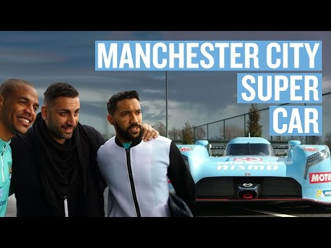 Video: NISSAN GTR LM NISMO & YIANNIMIZE | City's Super Car