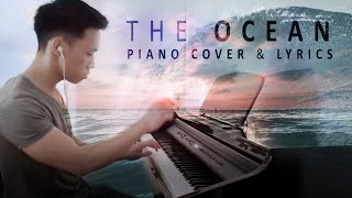 Video Mike Perry ft. Shy Martin - The Ocean (piano cover by Ducci & lyrics) MP3, 3GP, MP4, WEBM, AVI, FLV April 2018