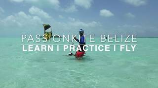 Check out our website at http://www.passionkitebelize.com Call or email us to book a lesson today! We are also on Facebook and ...