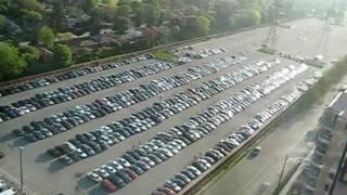 Parking Lot Time Lapse