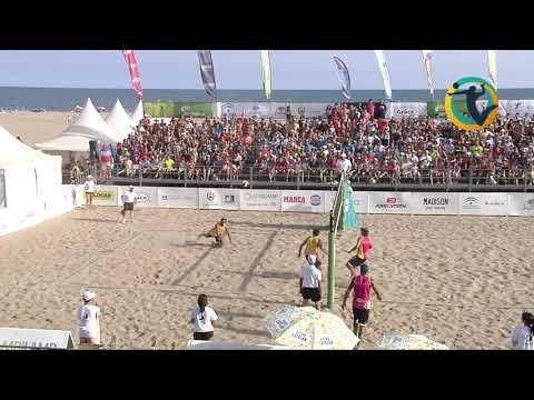 Ο πιο εντυπωσιακός πόντος σε αγώνα beach volley