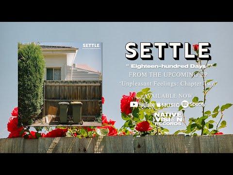 Settle - Eighteen Hundred Days