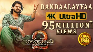 Video Dandaalayyaa Full Video Song - Baahubali 2 Video Songs | Prabhas, Anushka, Ramya Krishna MP3, 3GP, MP4, WEBM, AVI, FLV Oktober 2018