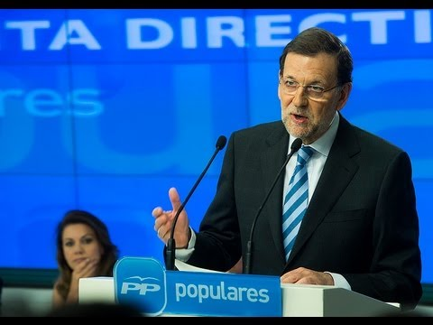 Rajoy: Vivimos en una democracia y nadie merece ser amenazado, acosado o intimidado