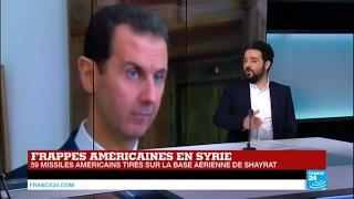 Video Syrie : les frappes américaines changeront-elles la donne ? MP3, 3GP, MP4, WEBM, AVI, FLV Mei 2017