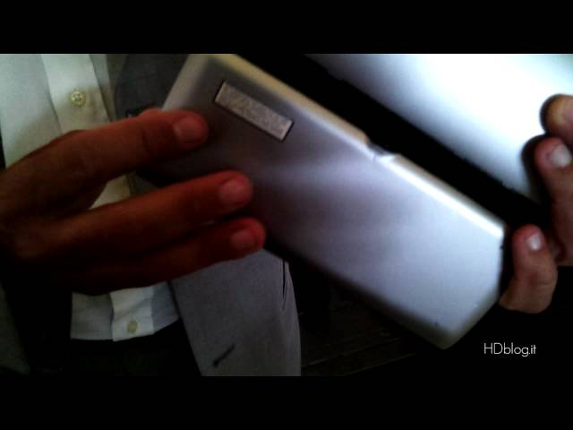 Sony S1 e Sony S2 video preview Handson Tablet Android