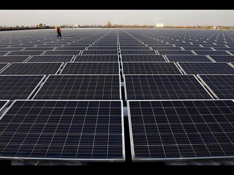 العرب اليوم - الصين تفتتح أول طريق سريع يعمل بالطاقة الشمسية
