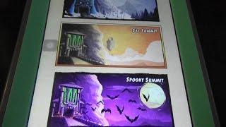 Temple Run 2,Sky summit Vs Spooky summit