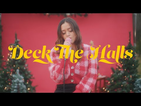 """""""Deck the Halls"""" Cover by Megan Nicole"""