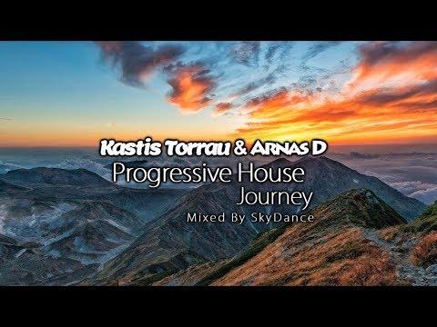 Kastis Torrau, Donatello & Arnas D - Progressive House Journey 2018 (Mixed by SkyDance)