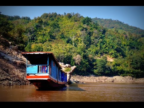 VIDEO: Slow Boat to Luang Prabang, Laos