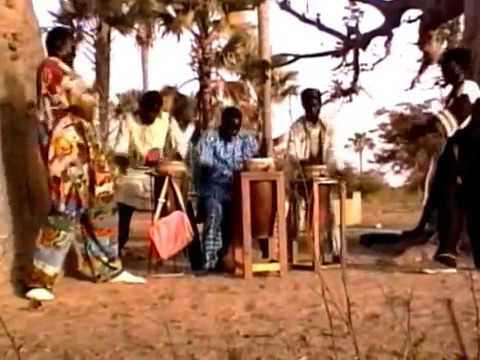 African Talking Drum- Live Drum Experience