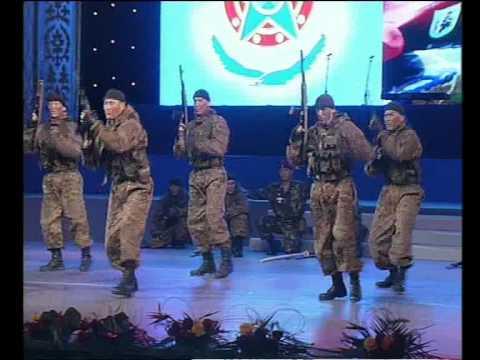 Спецназ и песня За всех ребят - DomaVideo.Ru