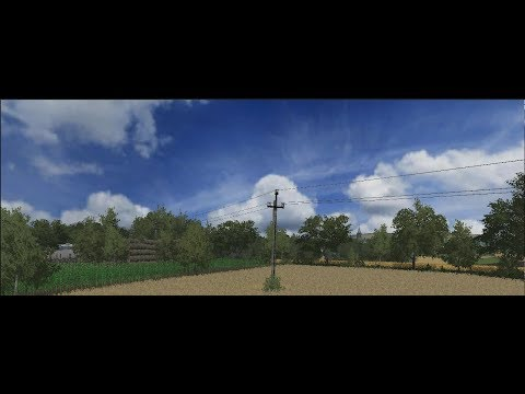 Poland Village Map purchased fields v2.0