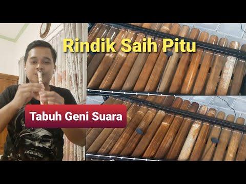Rindik Saih Pitu - Tabuh Geni Suara (Palet 2 dan 3).