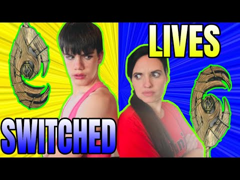 I Switched Lives with Ethan Fineshriber!!! 😱😱😱