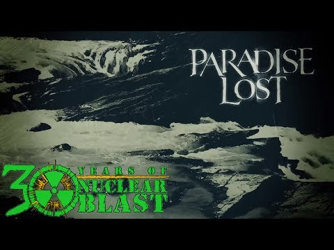 PARADISE LOST - The Longest Winter  (OFFICIAL LYRIC VIDEO) online metal music video by PARADISE LOST