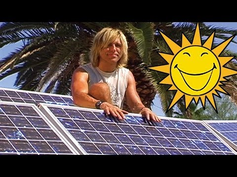SOLAR POWER 4 ME- My house is powered by the SUN, …You can do this too!