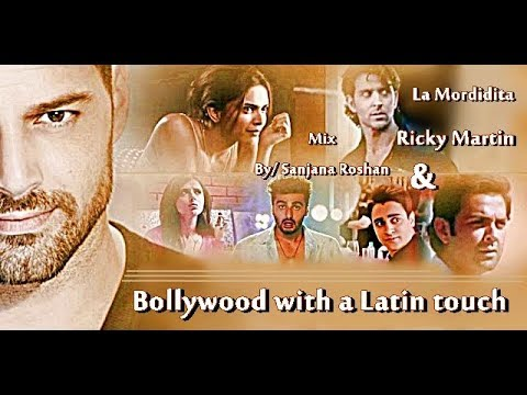Ricky Martin & Bollywood || La Mordidita - VM