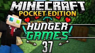 Minecraft POCKET EDITION Hunger Games Ep 37: MY FAVORITE CHILDHOOD VIDEO GAMES!